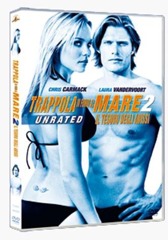 La copertina di Trappola in fondo al mare 2 (dvd)