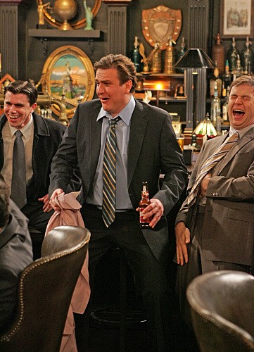 How I Met Your Mother: Jason Segel nell'episodio Jenkins