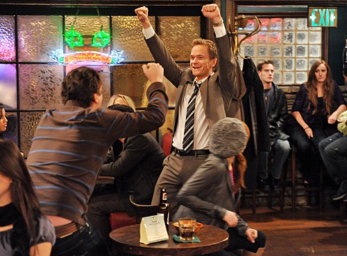 How I Met Your Mother: Neil Patrick Harris in un momento dell'episodio The Perfect Week