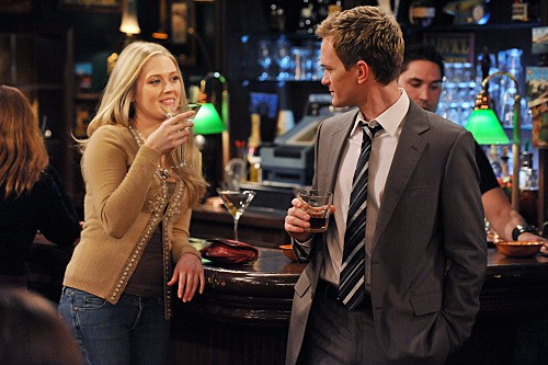How I Met Your Mother: Neil Patrick Harris in una scena dell'episodio The Perfect Week