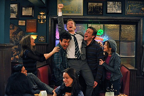 How I Met Your Mother: un momento dell'episodio The Perfect Week