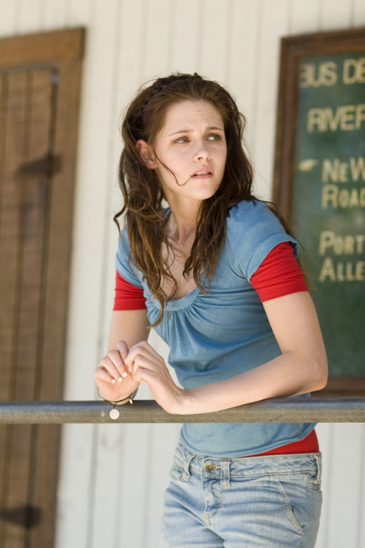 Kristen Stewart (Martine) in una sequenza del film The Yellow Handkerchief
