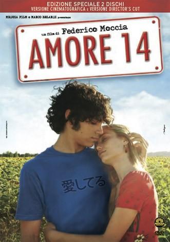 La copertina di Amore 14 (dvd)