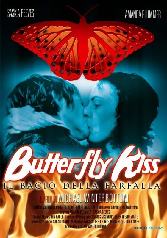 La copertina di Butterfly Kiss - Il bacio della farfalla (dvd)