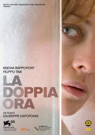 La copertina di La doppia ora (dvd)