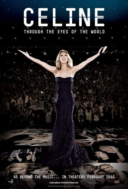 La locandina di Celine: Through the Eyes of the World