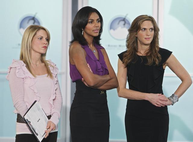 Make it or Break it: Candace Cameron Bure, Carissa Rosenberg e Marsha Thomason nell'episodio California Girls