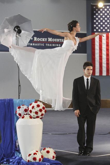 Make it or Break it: Josie Loren e Cody Longo nell'episodio California Girls