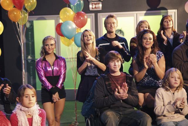 Make it or Break it: una scena dell'episodio Are We Having Fun Yet?