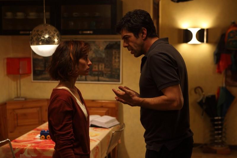 Teresa Saponangelo e Pierfrancesco Favino in una scena del film Cosa voglio di più diretto da Silvio Soldini