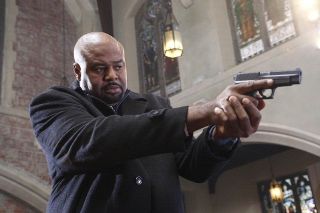 Human Target: Chi McBride nell'episodio Sanctuary