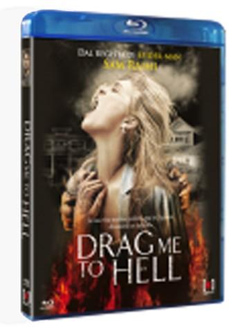 La copertina di Drag Me to Hell (blu-ray)