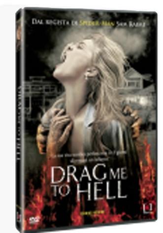 La copertina di Drag Me to Hell (dvd)