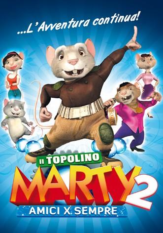 La copertina di Il topolino Marty 2 (dvd)