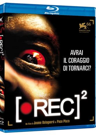 La copertina di Rec 2 (blu-ray)