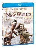 La copertina di The New World (blu-ray)