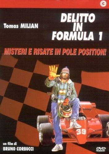 La locandina di Delitto in Formula Uno