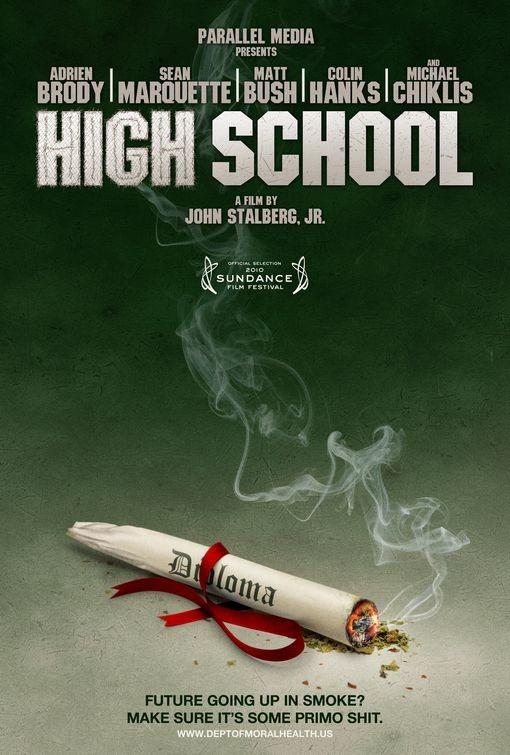 La locandina di High School