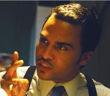 Manny Perez in una scena del film Bella