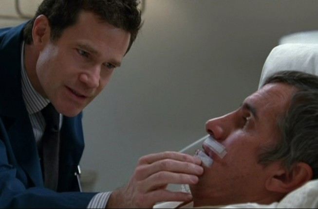 Nip/Tuck: Dylan Walsh in una scena dell'episodio Dan Daly