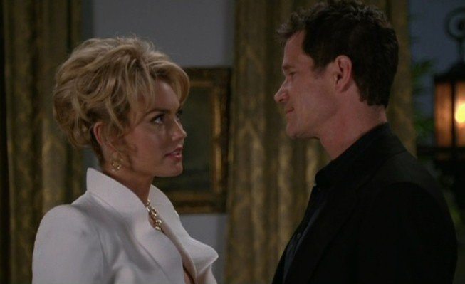Nip/Tuck: Kelly Carlson e Dylan Walsh nell'episodio Willow Banks