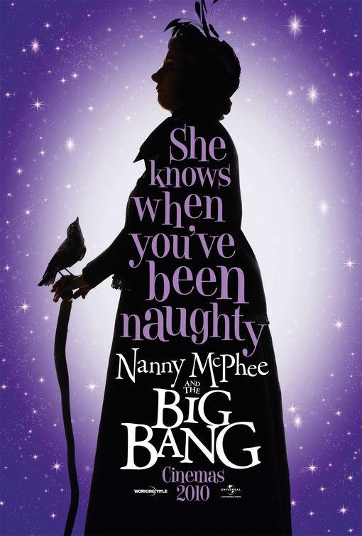 Nuovo poster per Nanny McPhee and the Big Bang
