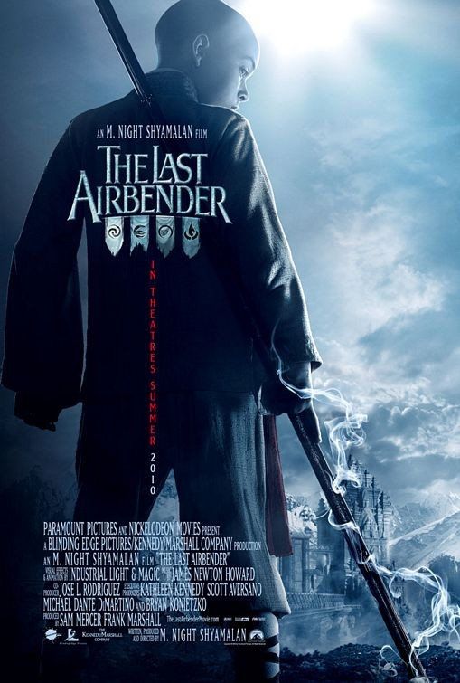 Poster 1 per The Last Airbender