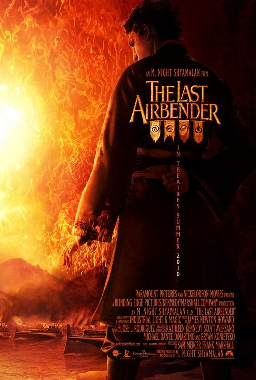 Poster 2 per The Last Airbender