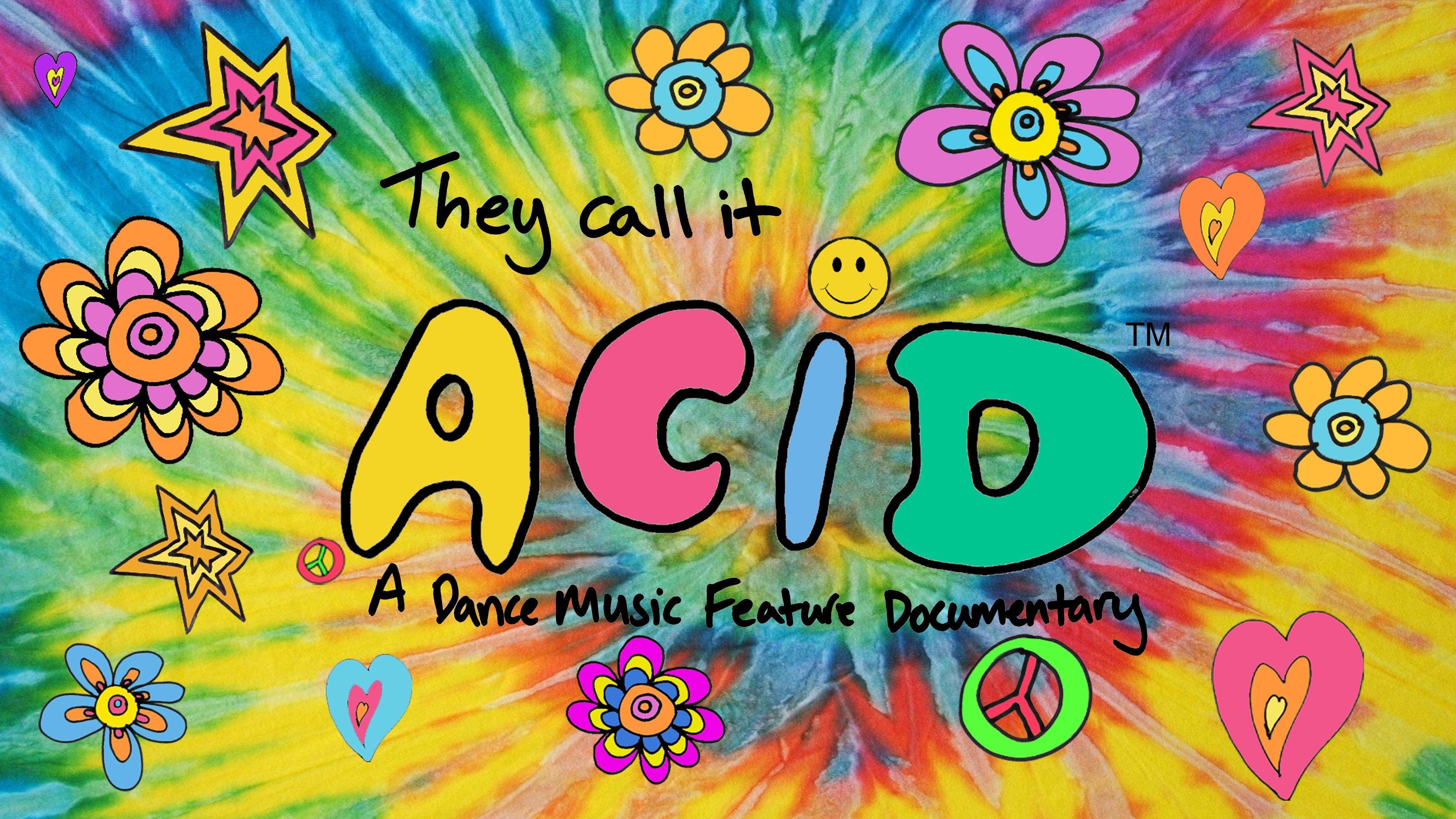 Wallpaper: un manifesto orizzontale di They Call It Acid