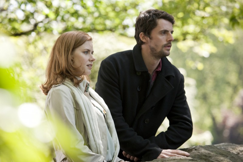 Amy Adams e Matthew Goode sono i protagonisti del film Leap Year