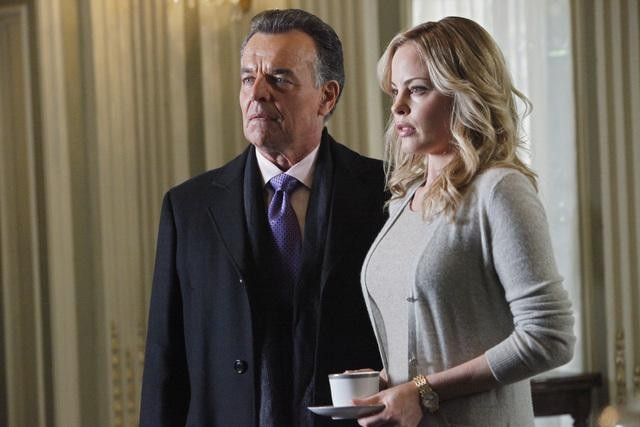 Castle: Chandra West e Ray Wise nell'episodio Suicide Squeeze