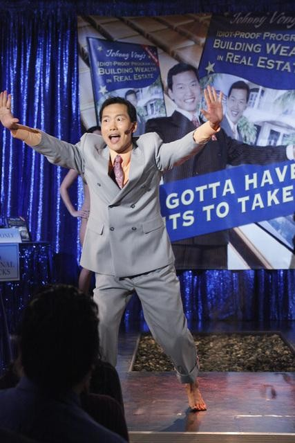 Castle: Eddie Shin nell'episodio Sucker Punch