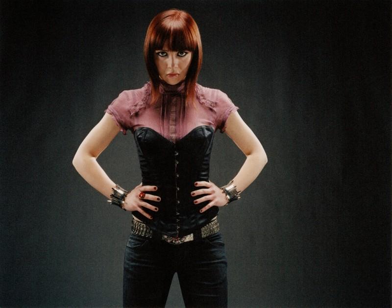 Laura Pyper nella serie Hex