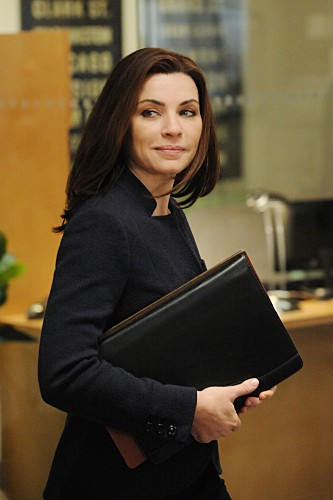The Good Wife: Julianna Margulies nell'episodio Infamy