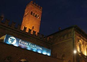 Una immagine del Future Film Festival, Bologna.