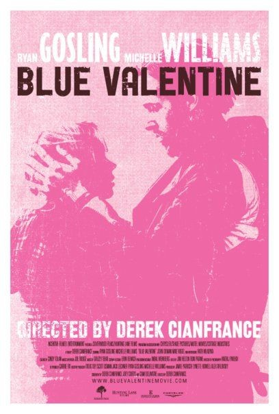 La locandina di Blue Valentine