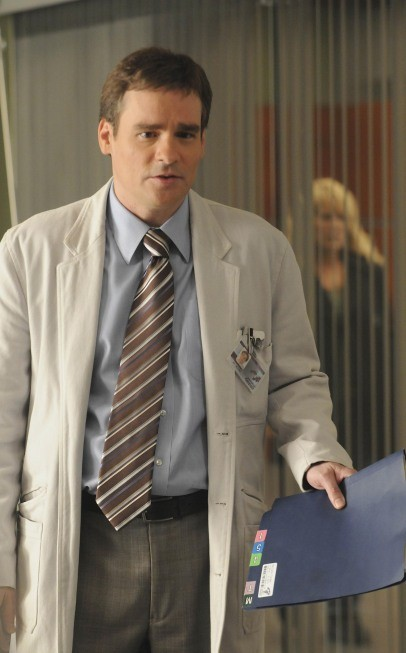 Robert Sean Leonard in una scena di Wilson dalla sesta stagione di Dr. House: Medical Division