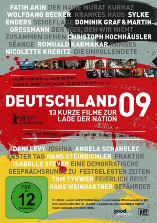 La locandina di Deutschland 09