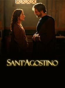 La locandina di Sant'Agostino