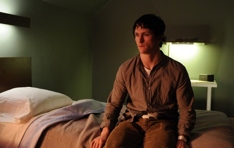 Edward (Jonathan Tucker) in una sequenza del film Veronika Decides to Die