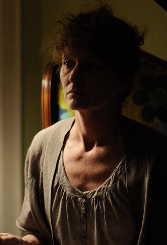 Erica Gimpel è l'infermiera White nel film Veronika Decides to Die