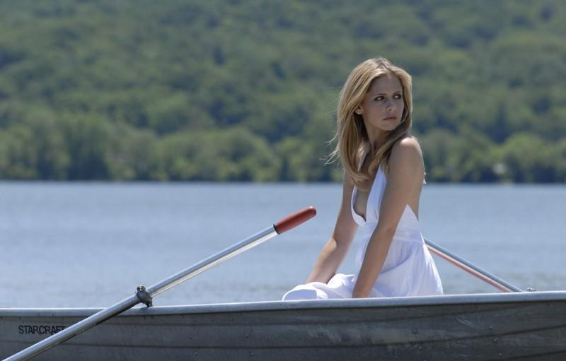 La bravissima Sarah Michelle Gellar interpreta Veronika nel film Veronika Decides to Die