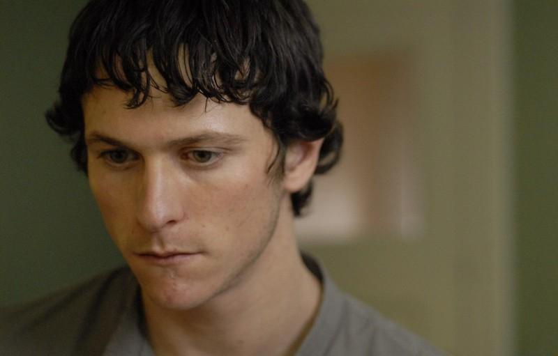Un primo piano di Jonathan Tucker (Edward) nel film Veronika Decides to Die