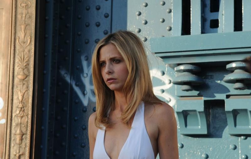 Veronika (Sarah Michelle Gellar) nel film Veronika Decides to Die, ispirato al romanzo omonimo di Paulo Coelho