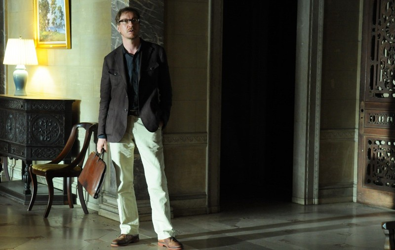 David Thewlis nel ruolo del Dott. Blake nel film Veronika Decides to Die