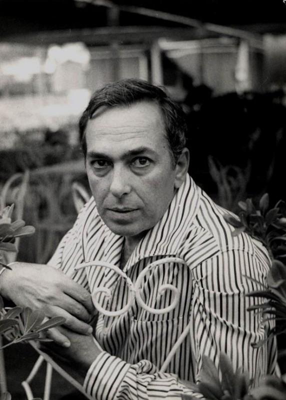 L'attore Vittorio Ripamonti (1916-2001)