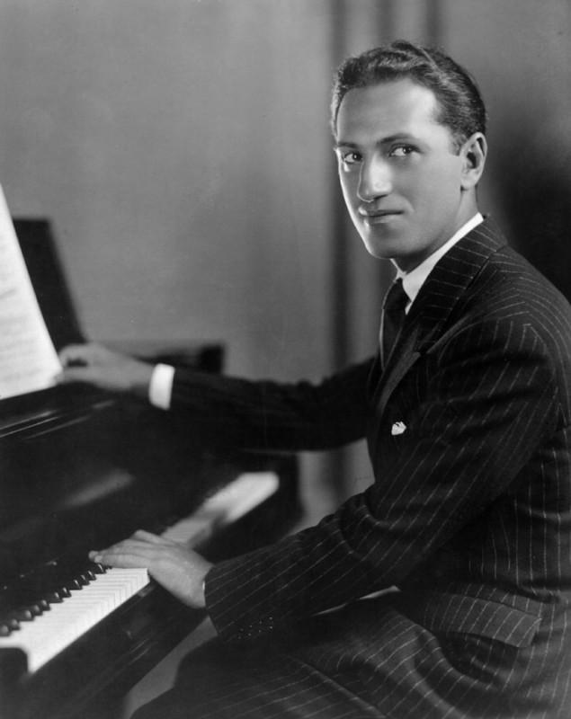 Una foto di George Gershwin