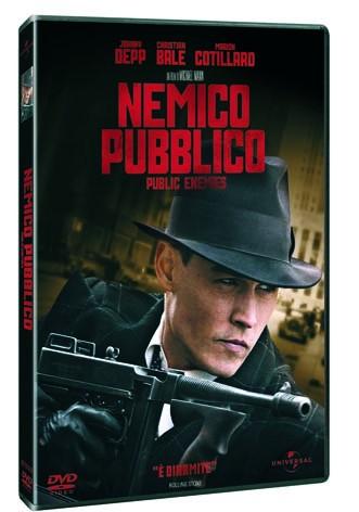 La copertina di Nemico pubblico - Public Enemies (dvd)