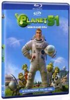 La copertina di Planet 51 (blu-ray)