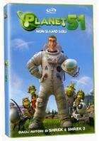 La copertina di Planet 51 (dvd)